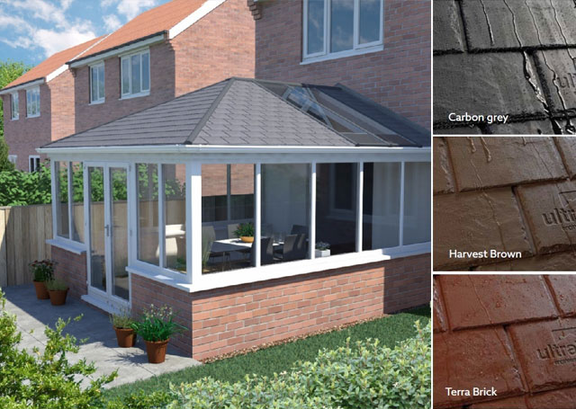 Tiled Roof Conservatories in South England | Oakley Conservatories