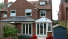 Bespoke combination conservatory