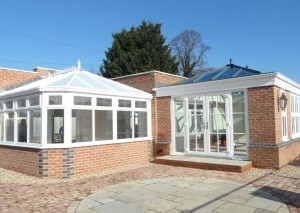 Conservatories at our Bristol showsite