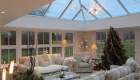 A large luxury orangery - finishing touches for your new orangery