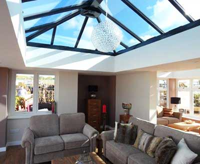 Our conservatory showroom in Maidenhead
