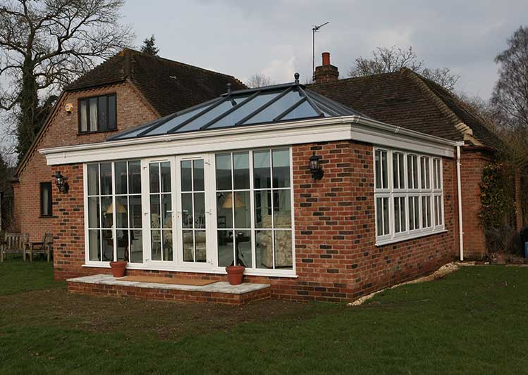 Conservatory Installers In South England Oakley Green