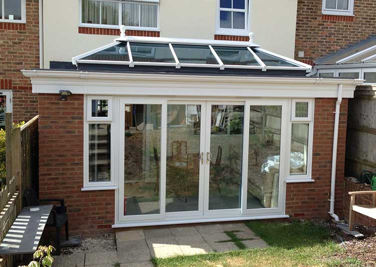 Bespoke Orangeries In South England Oakley Green