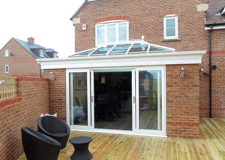 Livinroom Orangeries In South England Oakley Green