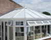 Conservatory roof replacement for a victorian conservatory