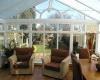Regency conservatory internal decor