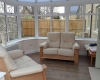 An internal view of one of our victorian conservatories