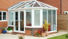 One of our victorian conservatory installations