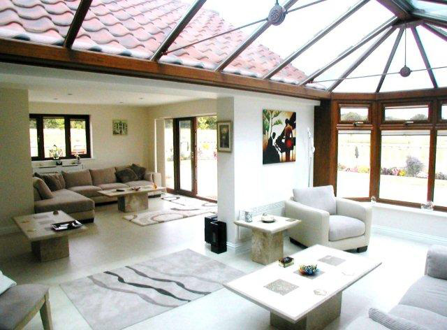 Garage Conversions In South England Oakley Green Conservatories