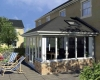 realROOF solid roof orangery