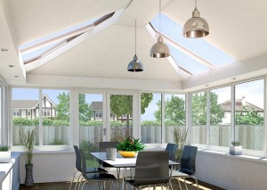 Replacement solid roof system for orangeries and conservatories