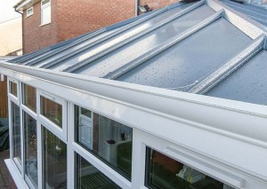 LivinRoof orangery and conservatory roof