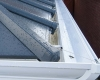 Solid glazed orangery roof