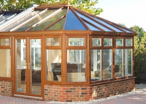 Victorian Conservatory - timber conservatories or uPVC
