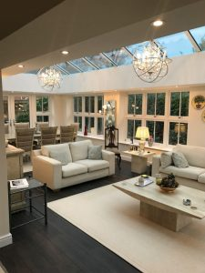 conservatory lighting