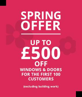 Windows & Doors Spring Offer
