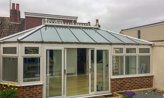 livinroof extension