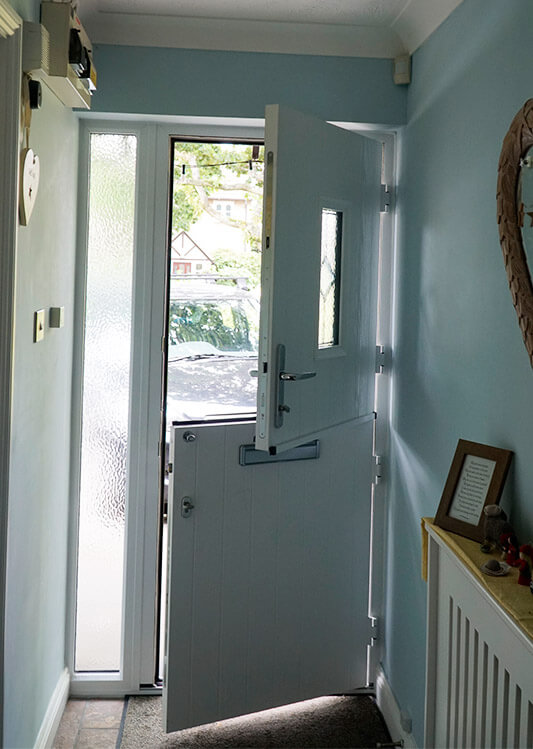 Stable Doors In South England Oakley Green Conservatories