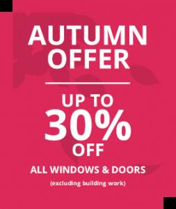 autumn 30% off