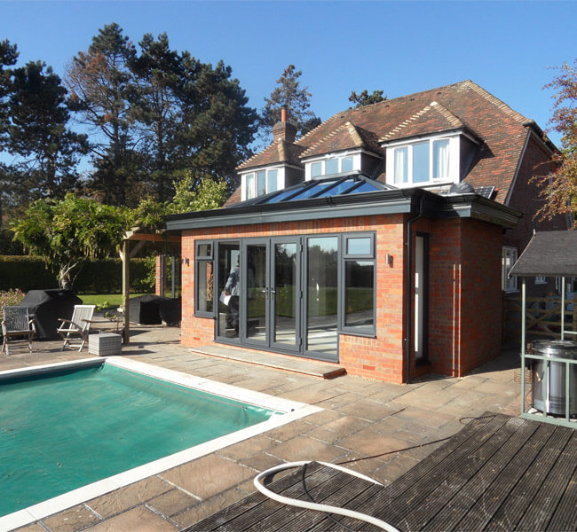 orangery installation of the month