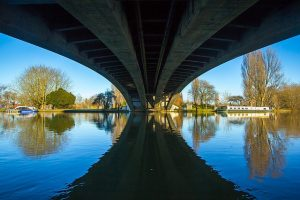 Bridge in Reading, Berkshire