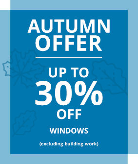 up to 30% off all windows
